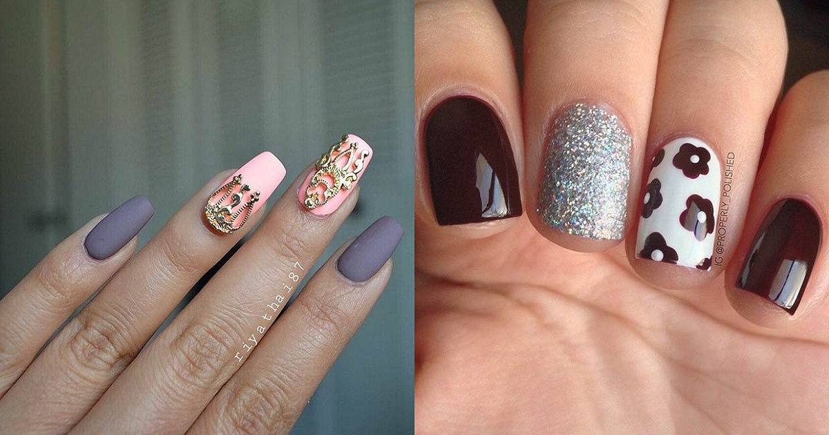 50 Best Nail Art Designs From Instagram Hairslondon